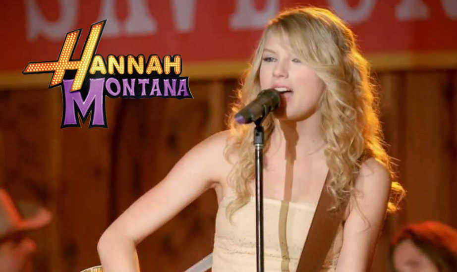 Just A Reminder That Taylor Swift Made A Very Important Cameo In Hannah Montana The Movie One Country