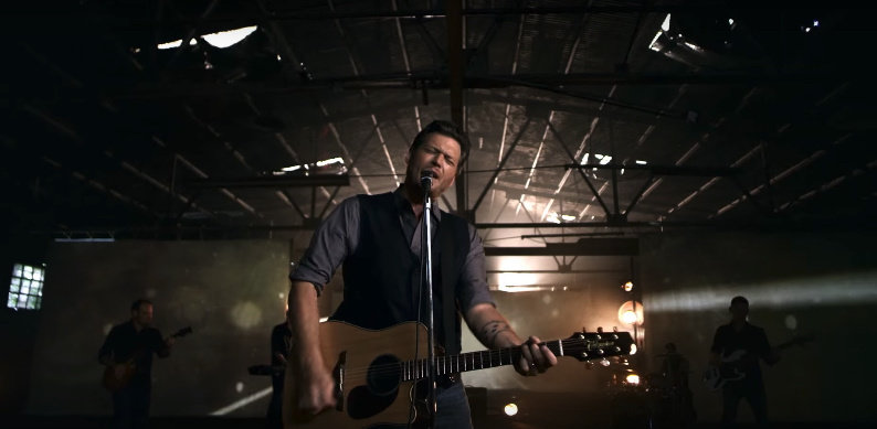 Blake shelton top country songs become country love songs
