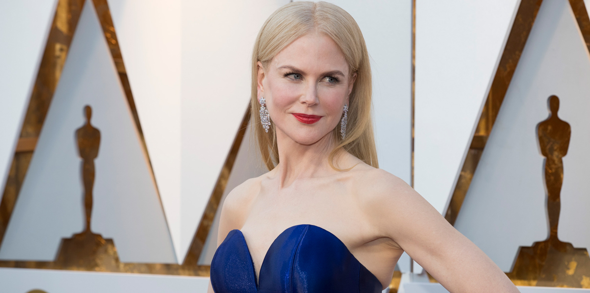 Nicole Kidman talks to Tatler magazine