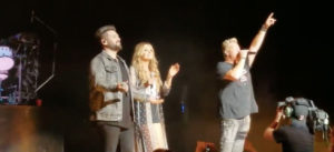 Back To Us tour Carly Pearce Gary LeVox Shay Mooney The Middle