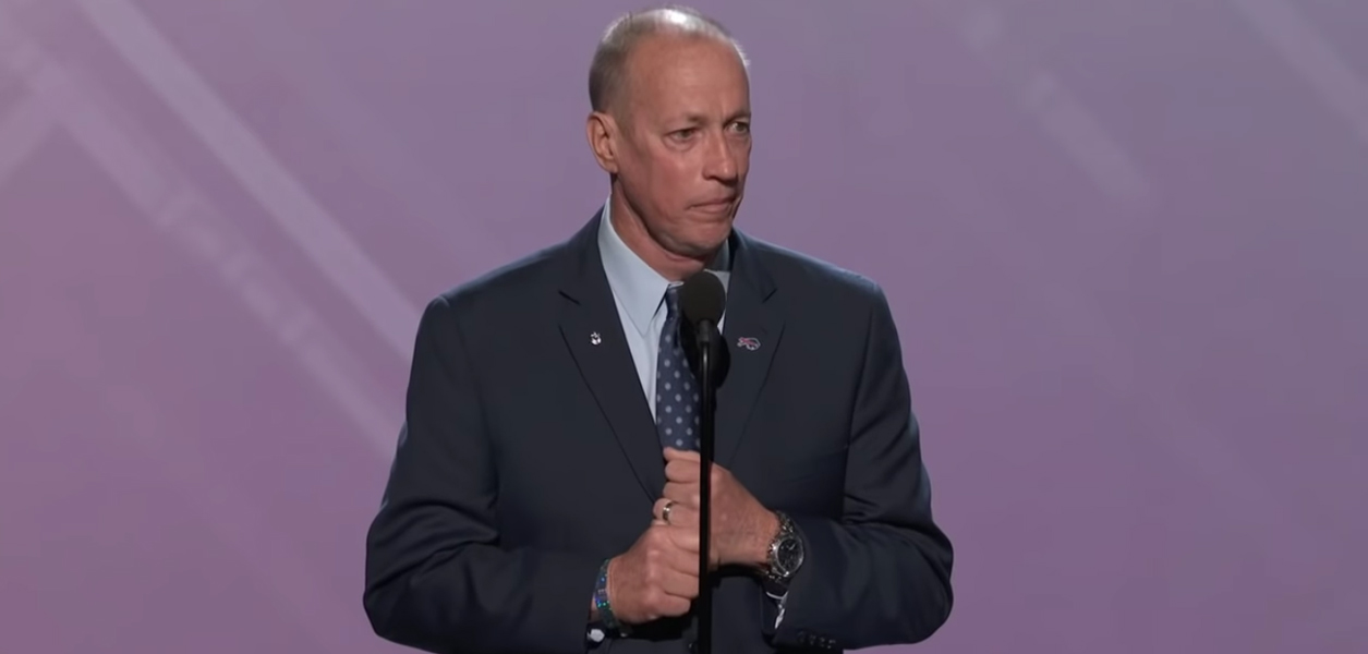 Jim Kelly espy awards speech