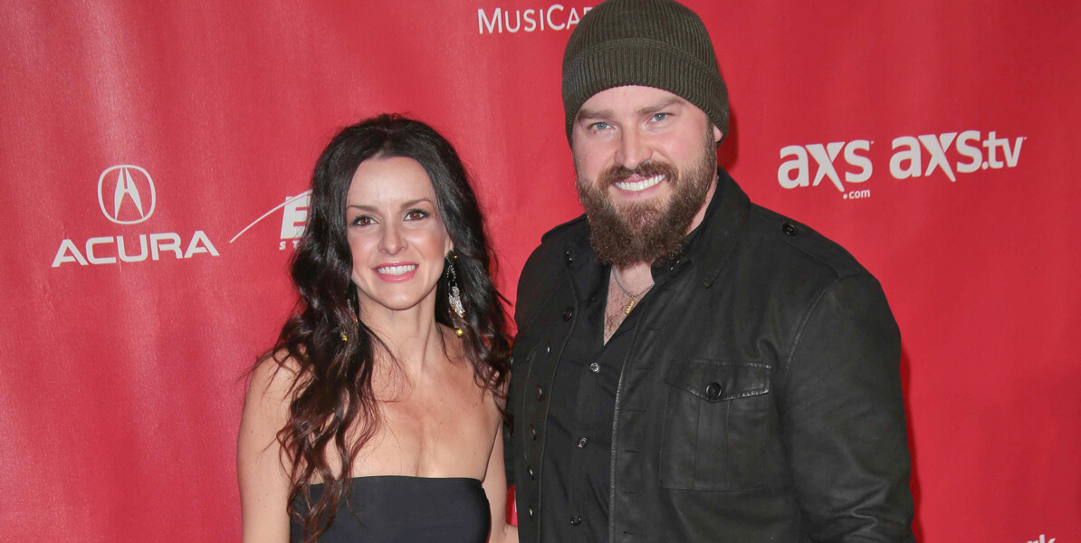 Zac Brown and Wife Shelly