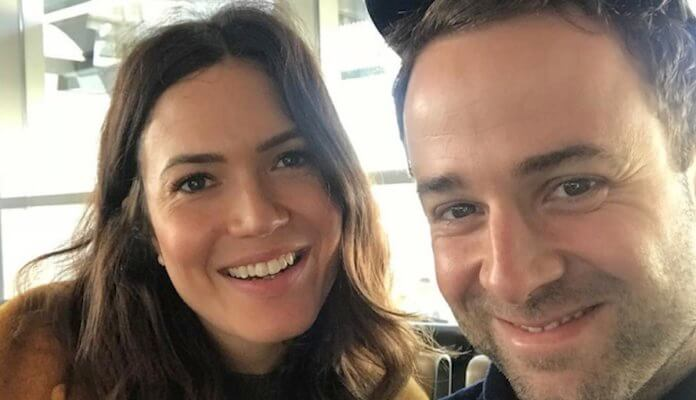 Mandy Moore Marries Taylor Goldsmith In Backyard Wedding