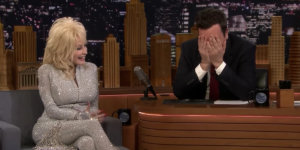 Dolly Parton tonight show dumplin