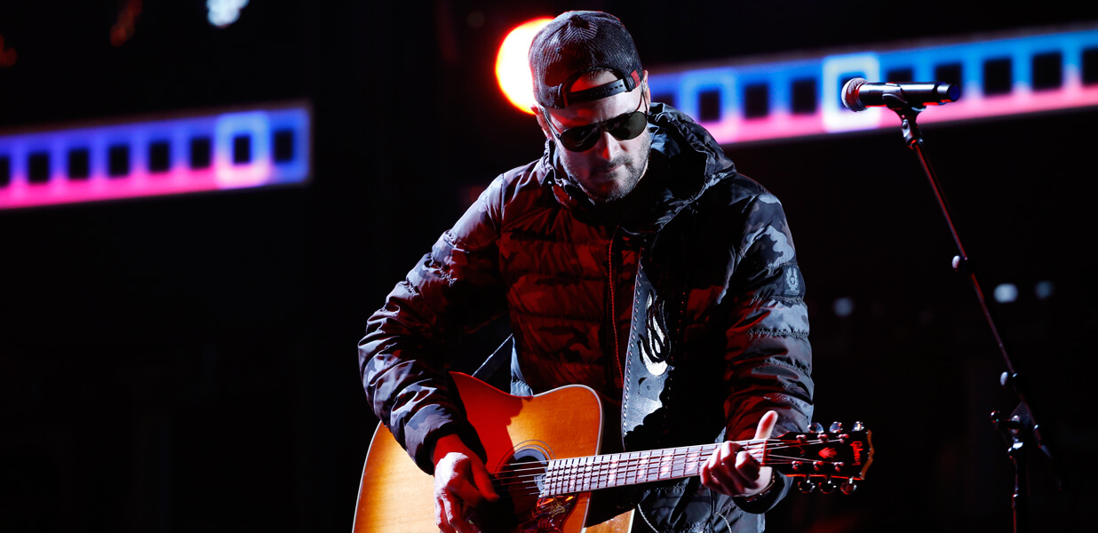 Eric Church new single Some of it
