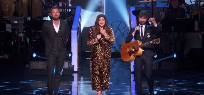 Image result for lady antebellum kennedy center honors