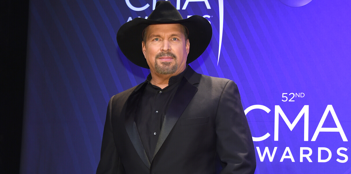 Garth Brooks album fun inside studio G
