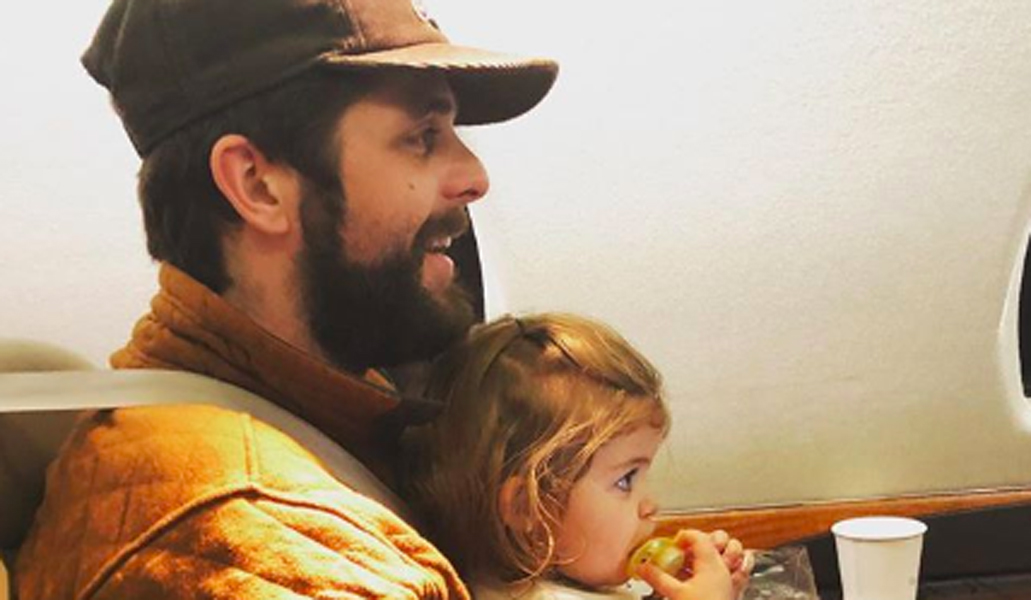 Thomas Rhett daughter Ada James doesn't sing Happy Birthday