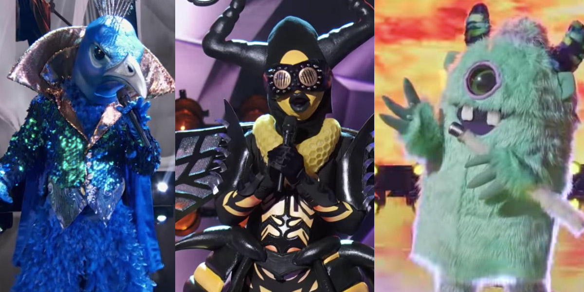 The Masked Singer returns for second season