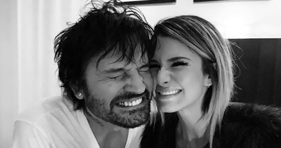 Tommy Lee marries Brittany Furlan wedding