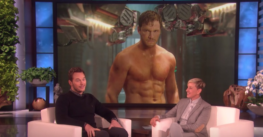chris pratt chris hemsworth