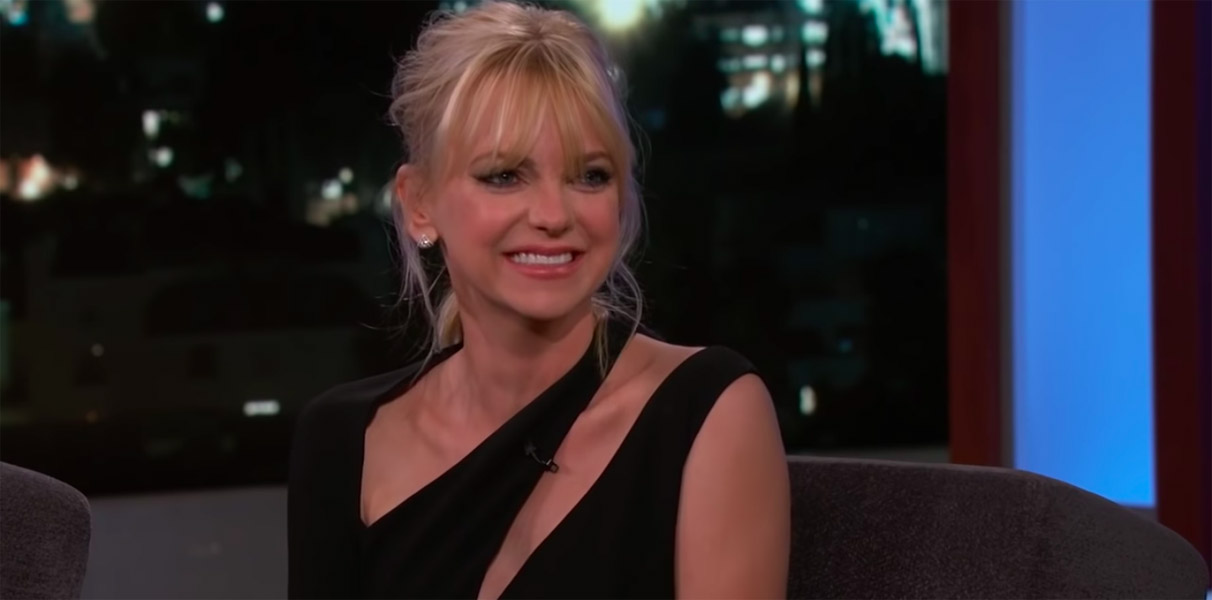 Anna Faris talks divorce from Chris Partt