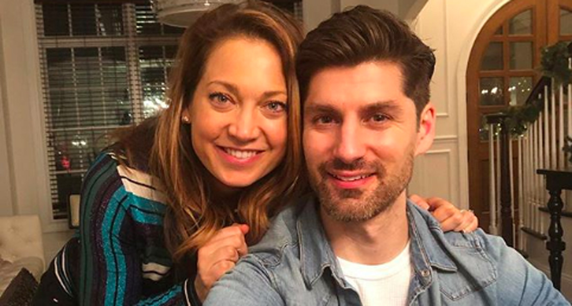 Ginger Zee Ben Aaron Pickler nad Ben host opens up about mental Health OCD