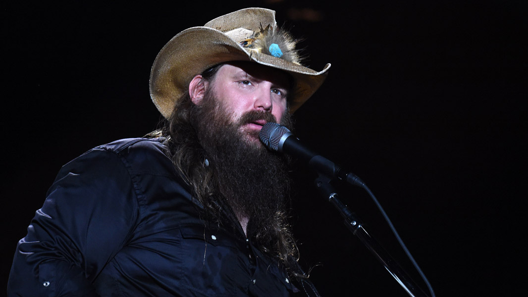 Chris Stapleton came as Wilding in Game of Thrones