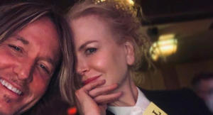 Keith Urban and Nicole Kidman date night at Network Broadway plya