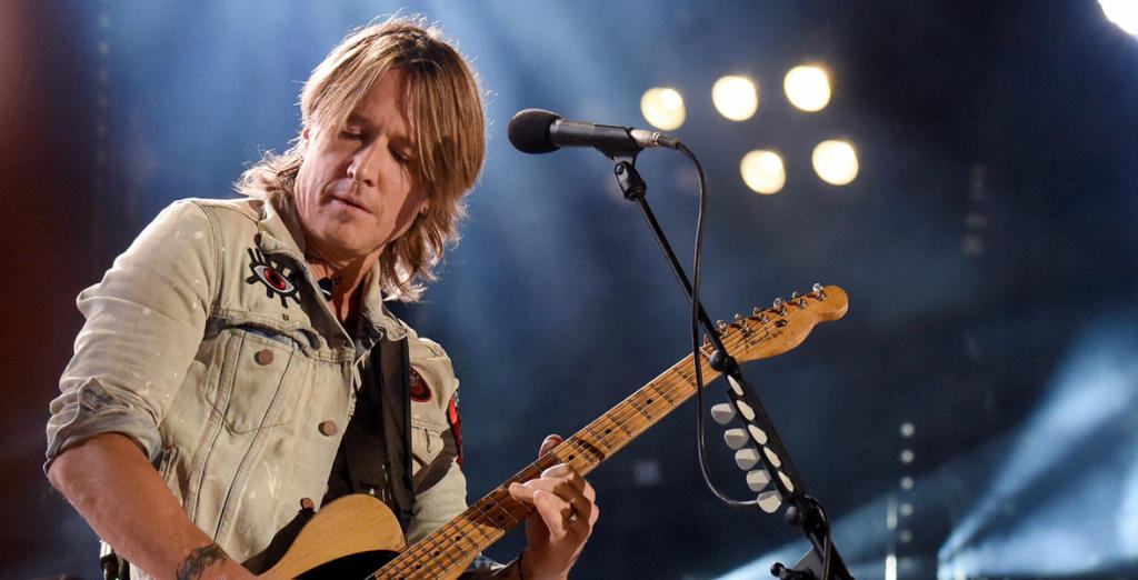 Keith Urban new song Burden ACM Awards