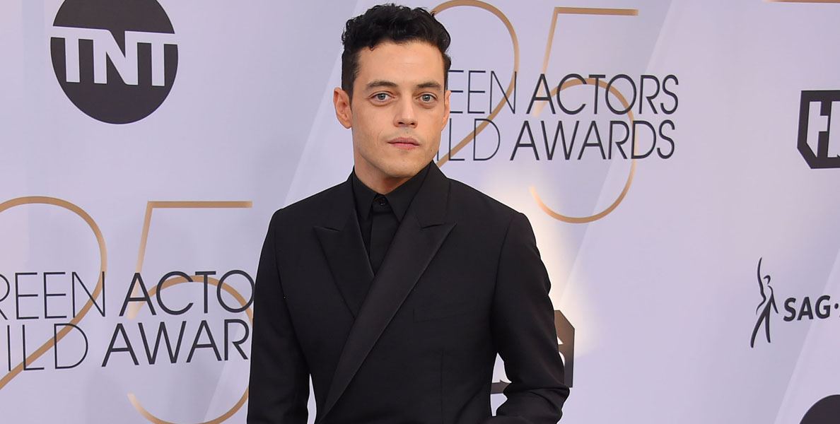 Rami Malek joins James Bond cast for Bond 25 as villain