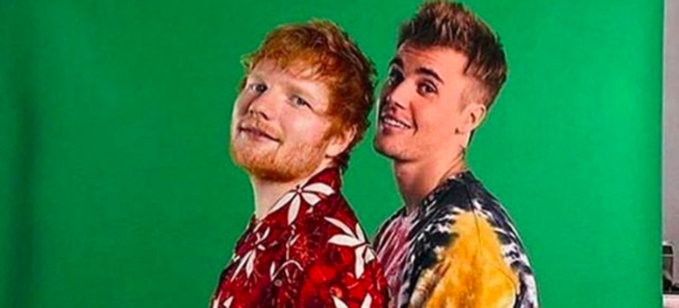 Ed Sheeran Justin Bieber new single I don't Care