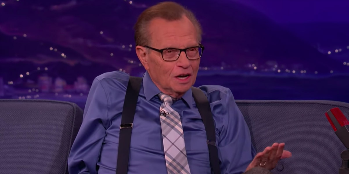 Larry King recovery after heart condition