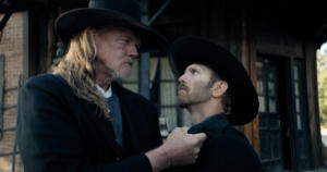 Trace Adkins movie role in the Outsider
