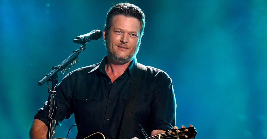 Blake Shelton gets birthday greeting from Children's Miracle Network kids