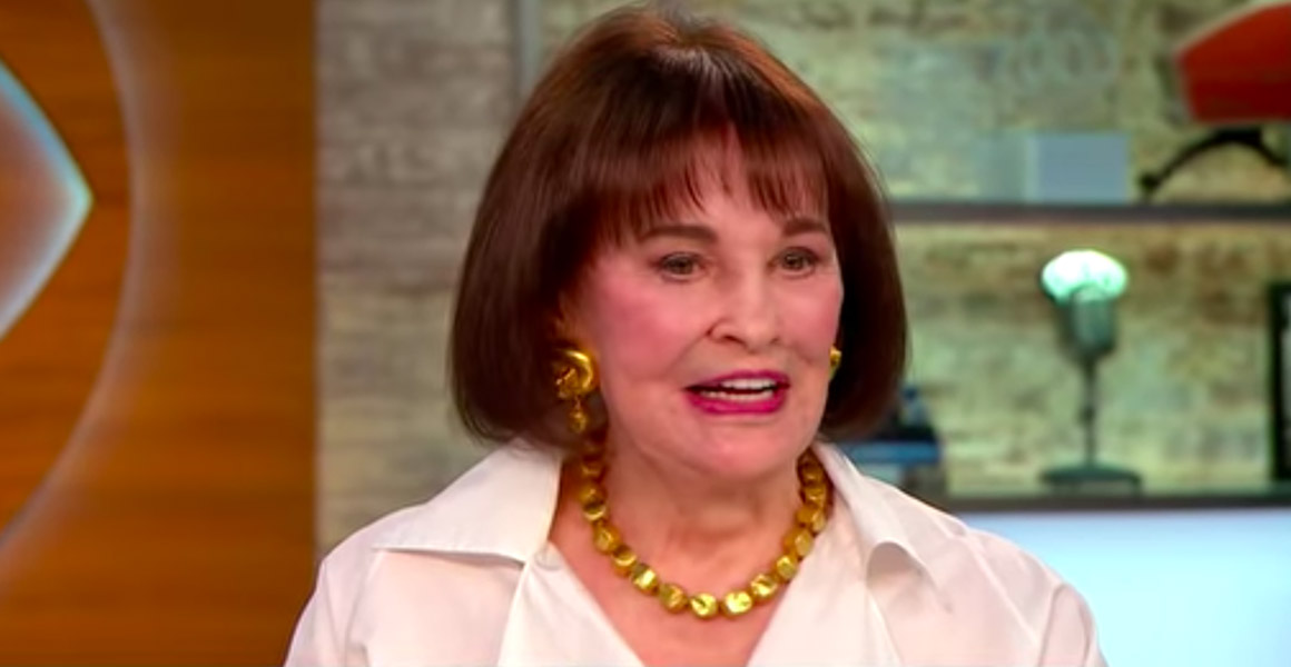 Gloria Vanderbilt died from stomach cancer at age 95