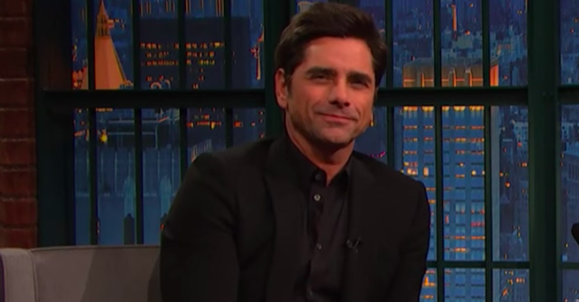 John Stamos speaks out on Lori Loughlin college bribery scandal