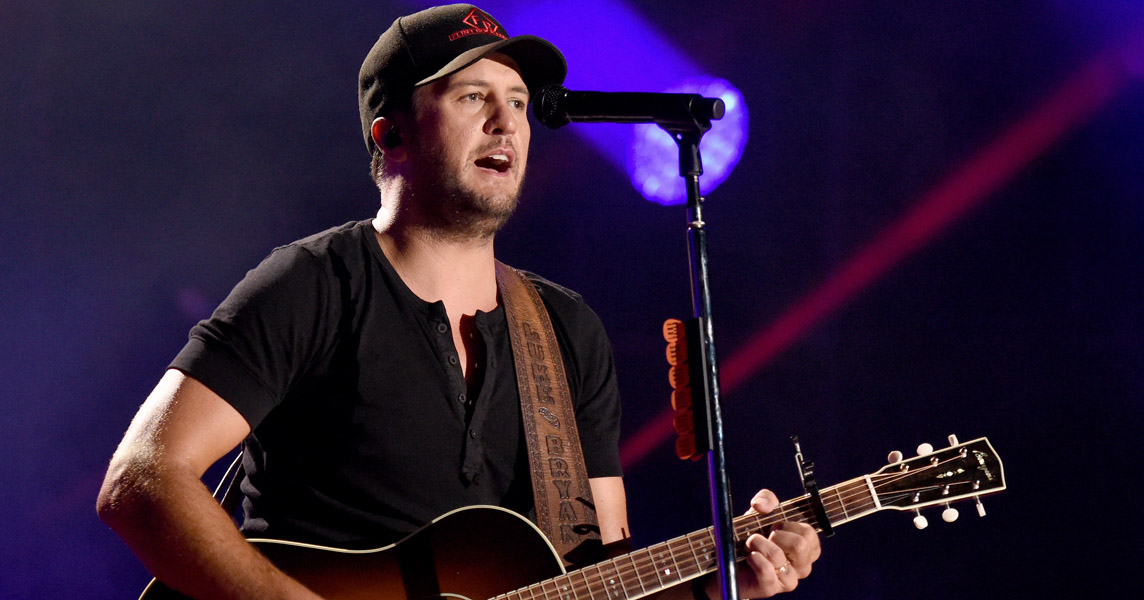 Luke Bryan Farm Tour kicks off in Sept