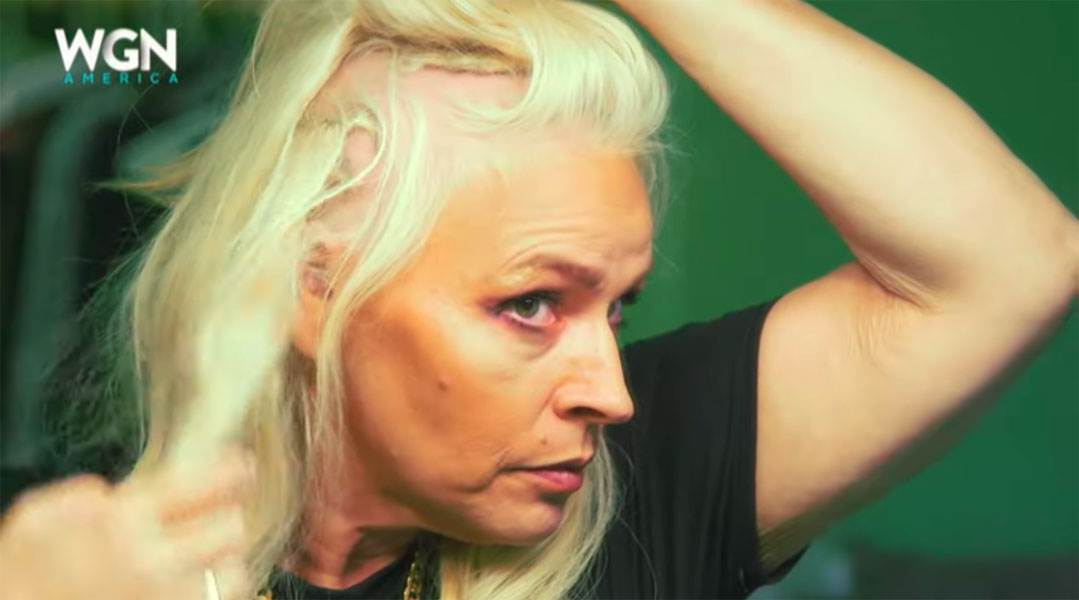 Beth Chapman battle cancer in Dogs Most Wanted trailer tv show