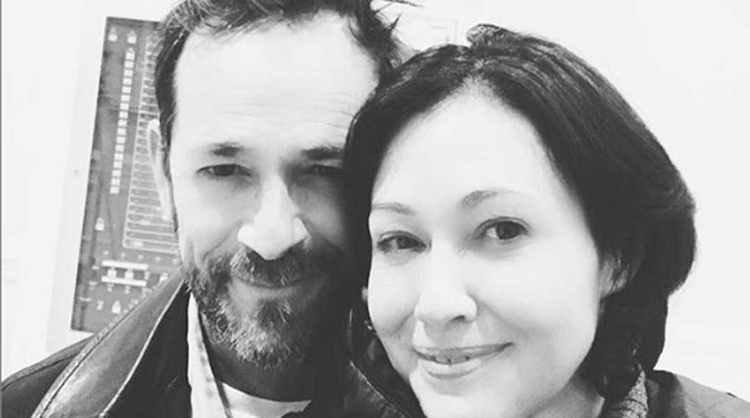 Shannen Doherty to guest star in Riverdale tribute to Luke Perry