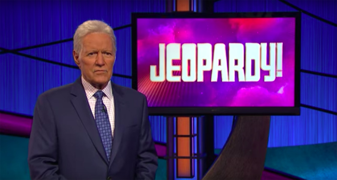 Alex Trebek back to work on Jeopardy updates fans on health