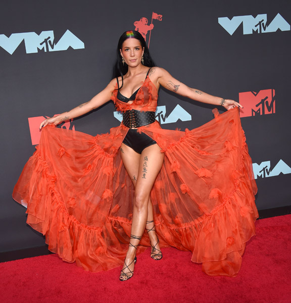Halsey 2019 MTV Video Music Awards