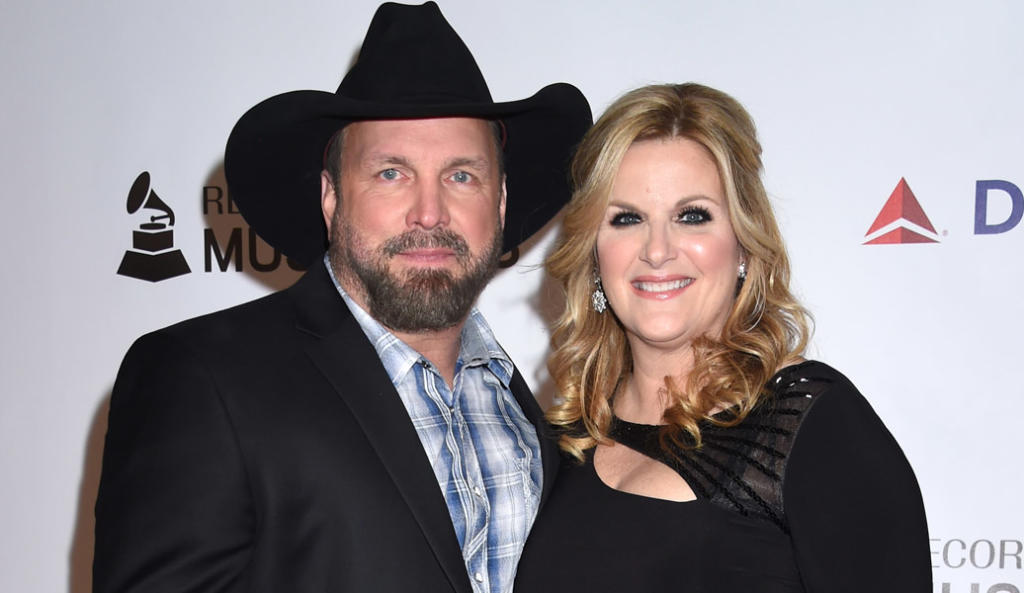 Trisha Yearwood releases new duet with husband Garth Brooks