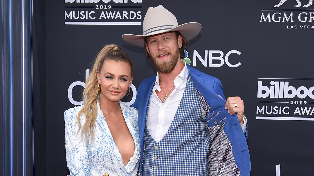 Florida Georgia Line Brian Kelley and wife Brittney launch new clothing line