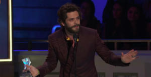 Thomas Rhett acceptance Speech at CMT Artists of the Year for Kane Brown