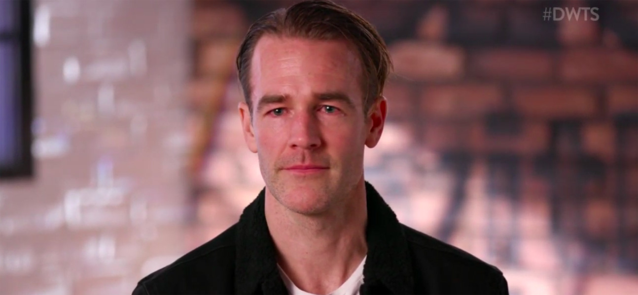 Dancing with the Stars James Van Der Beek eliminated after news of miscarriage
