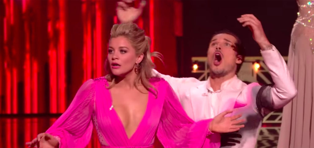Lauren Alaina shocked to make finals of Dancing with the Stars