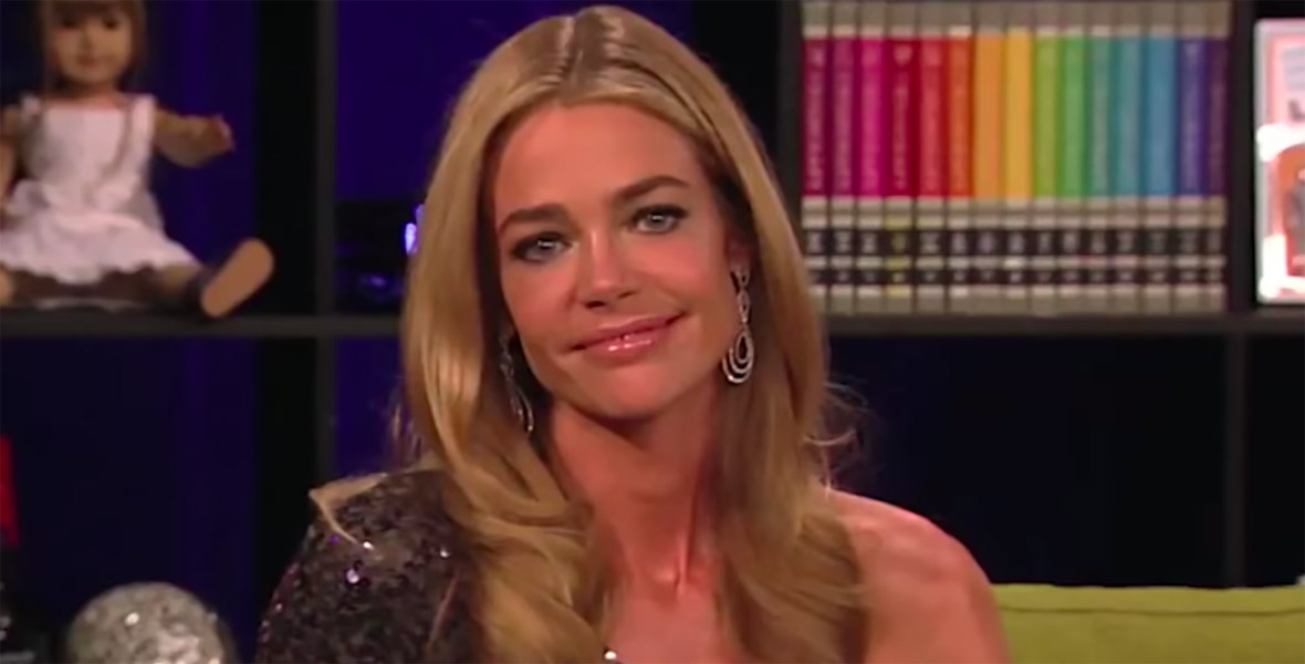 Real Housewives of Beverly Hills star Denise Richards opens up about health scare