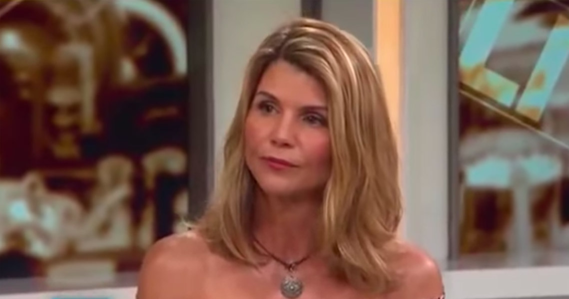 Lori Loughlin withholding evidence in college admissions scandal