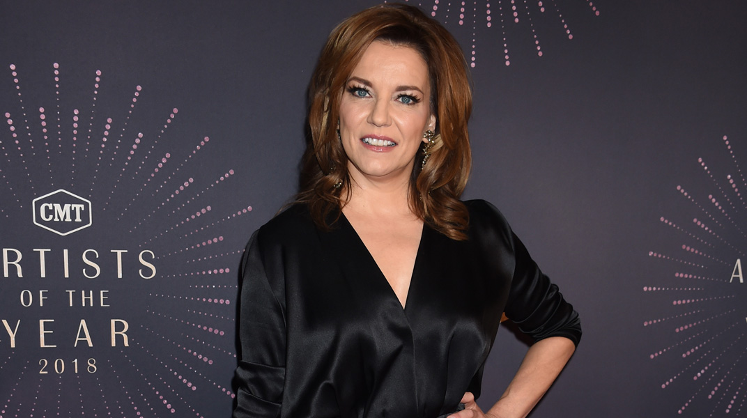 Martina McBride Mother passes away