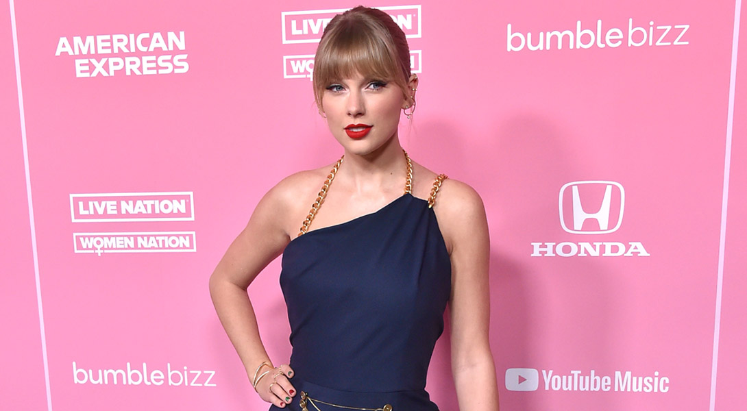 Taylor Swift reveals mom Andrea has brain tumor & cancer