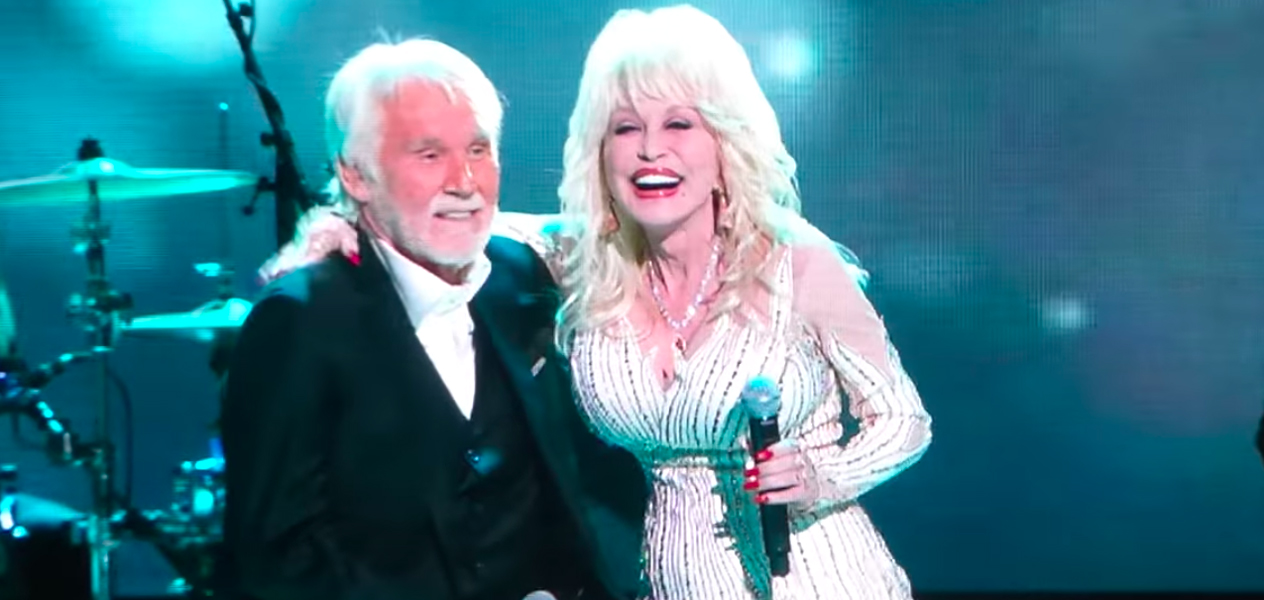 Dolly Parton mourns death of duet partner and friend Kenny Rogers singing Islands in the Stream