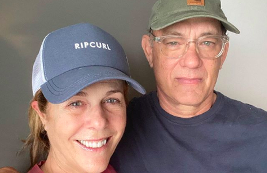 Tom Hanks and Rita wilson share update on coronavirus status