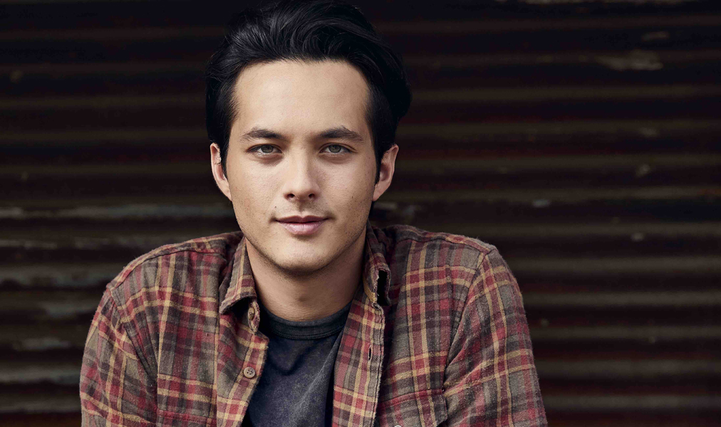 Laine Hardy new music single release during zoom interview