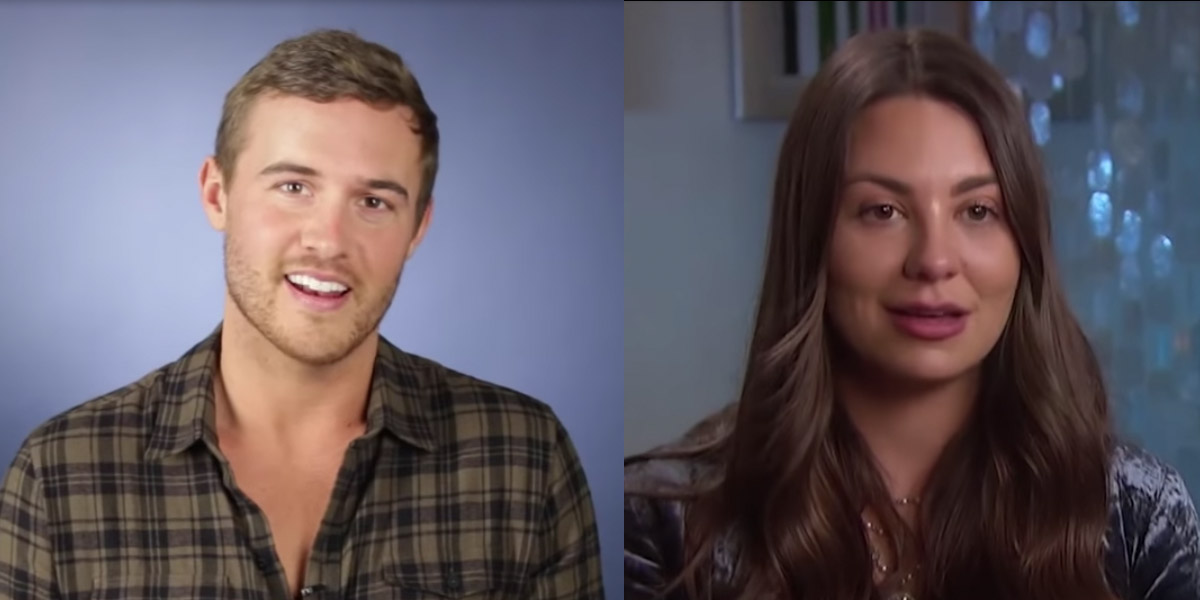 Peter Weber talks about relationship with Kelley Flanagan on the Bachelor