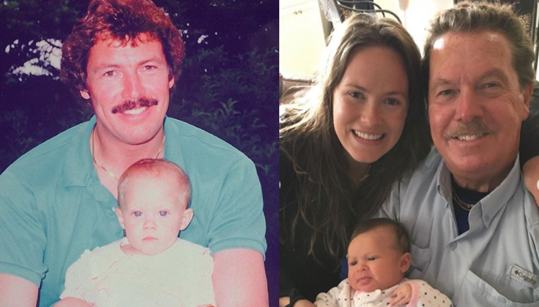 Kara Keough announces death of her father following death of son