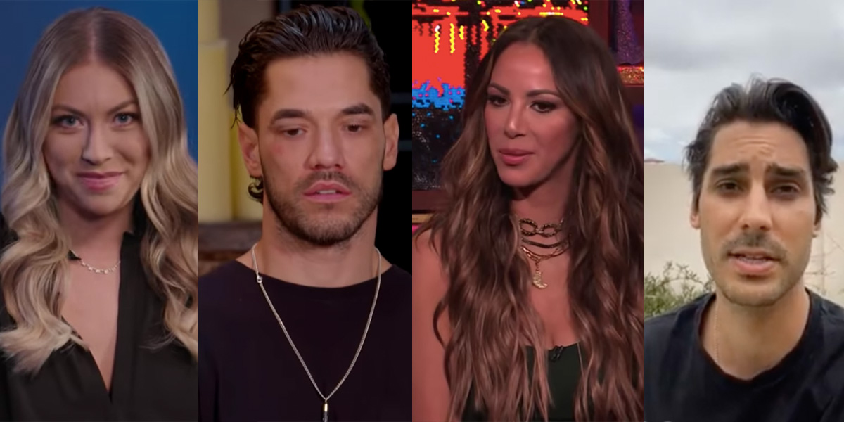 Vanderpump Rules fired from show for racist pasts
