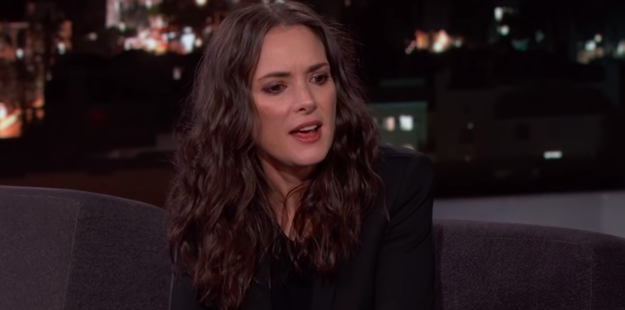 Winona Ryder accuses Mel Gibson anti semitic