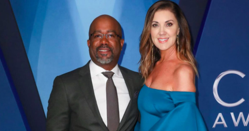 Darius Rucker nad wife Beth divorce after 20 years of marriage