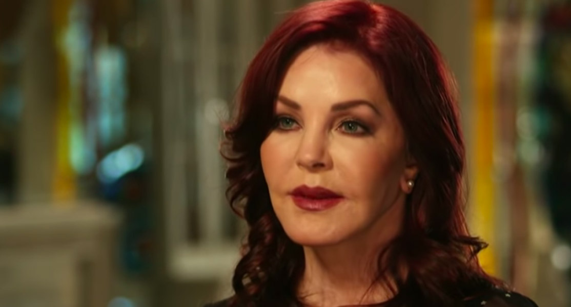 Priscilla Presley addresses grandson Benjamin death